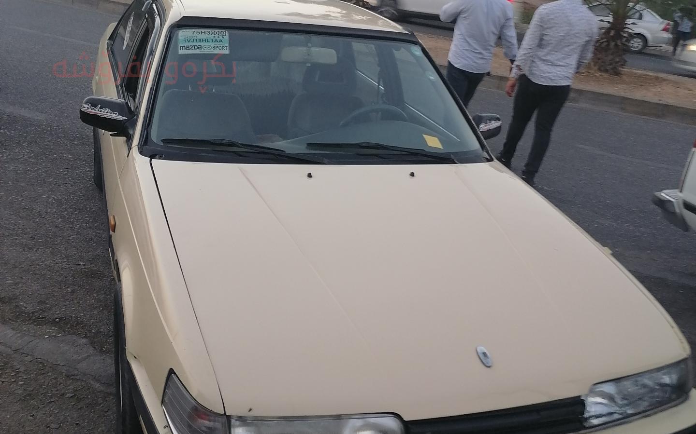 مازدا تاکسی
