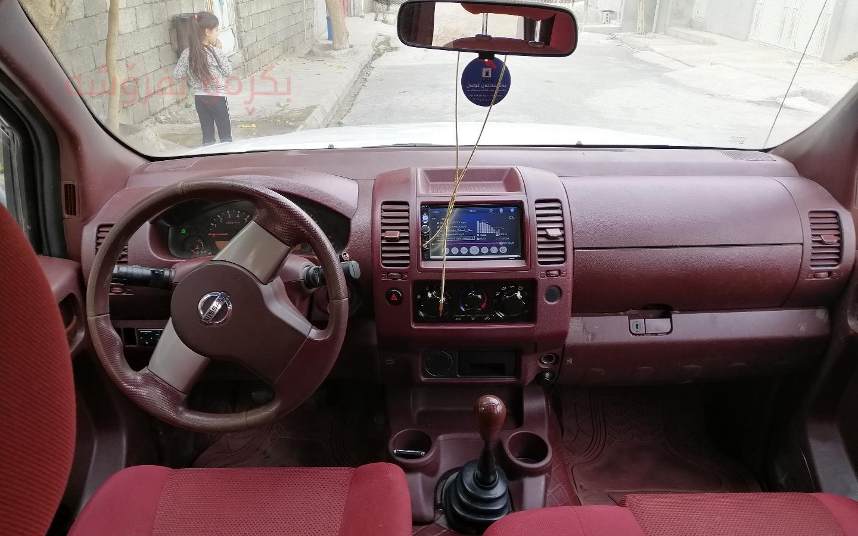 نیسان ناڤارا2010