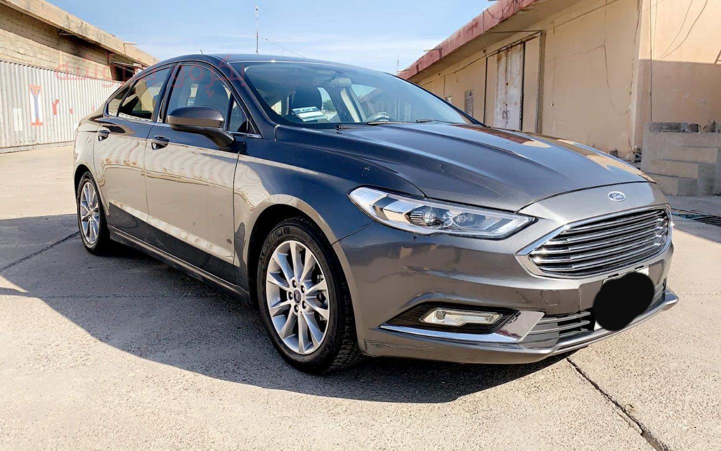ford ‎fusion ‎2017 ‏1.5turbo