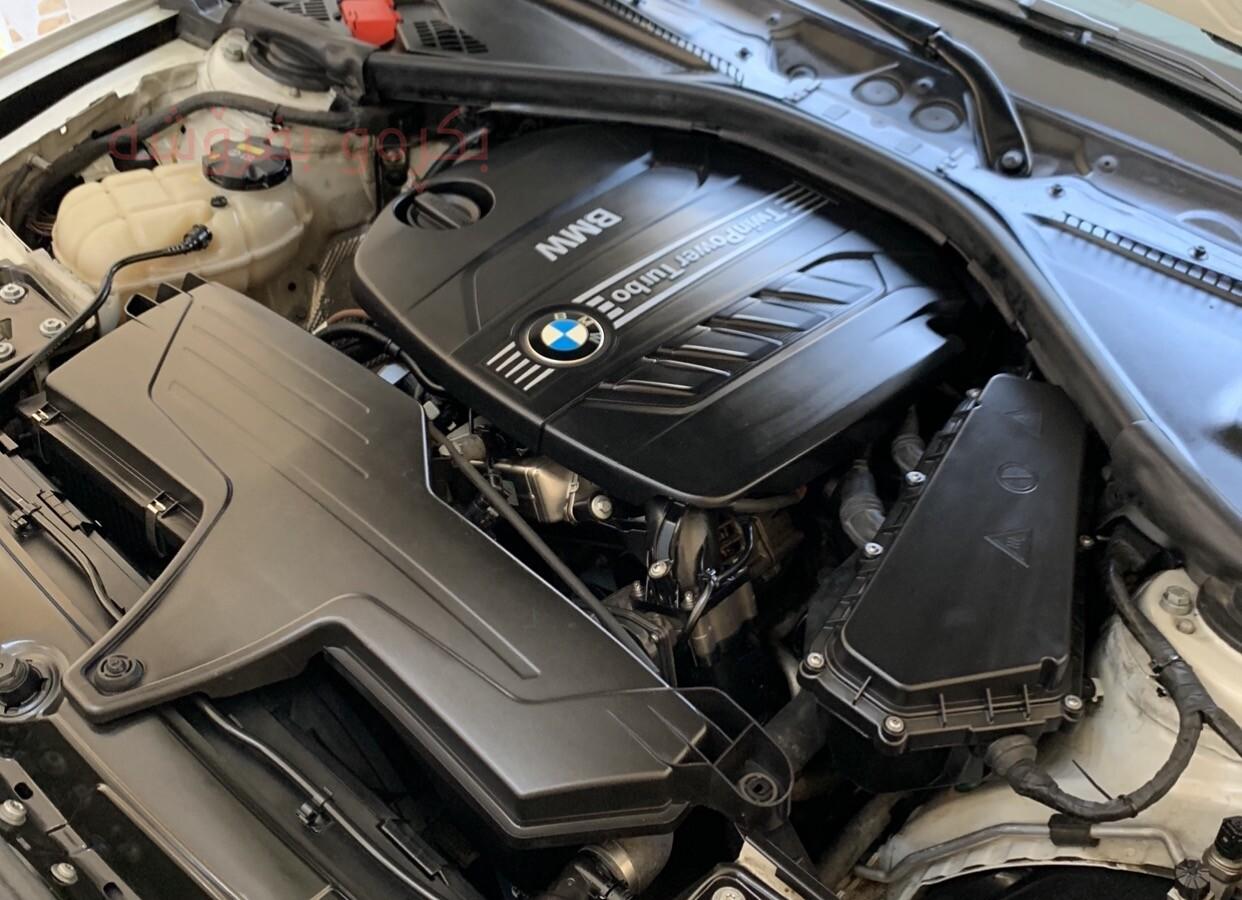 BMW M318D 2015