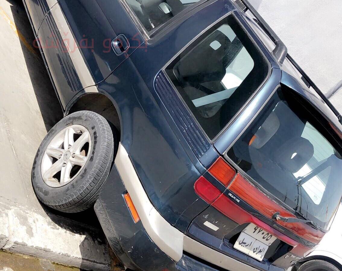 Hyundai space wagon 