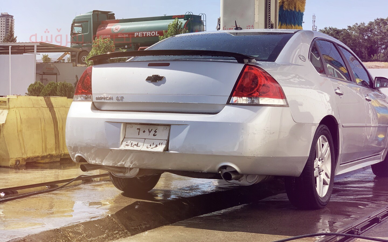 impala lt 2012 