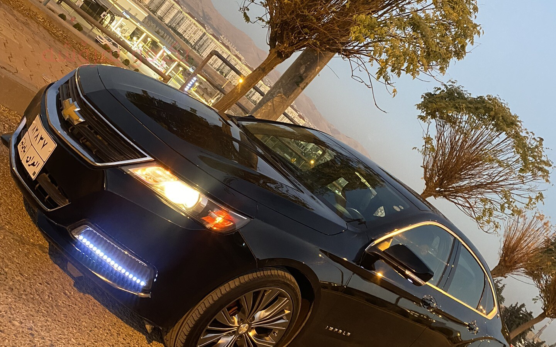 impala 2017 LT v6